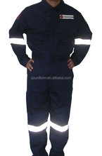 Hot Sale Flame Retardant Safety Coverall Workwear Uniform for Oil&gas Industry