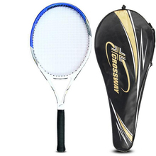 Budget Racket For Adults With Aluminum Alloy Construction Tennis Racquet