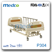 Foshan 3 function electric medical bed hospital equipment for sale