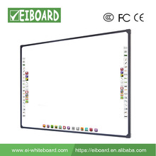 Wall mounted business meeting windows system interactive write board with mark pen