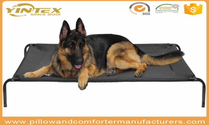 New arrival ultra soft top quality cheap wholesale China supplier eco-friendly luxury elevated pet dog bed for puppy
