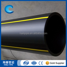 pe80 pe100 hydraulic cylinder tube mechanical tube and oil gas pipeline pipe