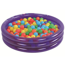 PE balls Type and Soft Toy Style plastic balls for ball pit