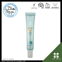 Middle East 30ml halal certify plant uv whitening sunblock cream