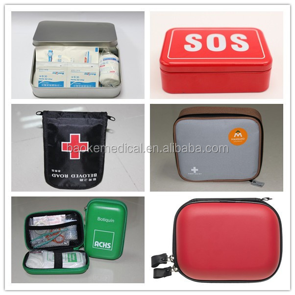 Made in China waterproof nylon medical kit bag for football