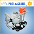 good quality swimming pool cleaning equipment china with factory price