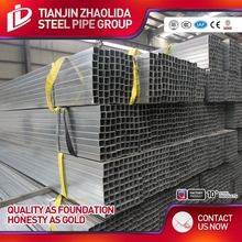 ASTM A500 Gr.B galvanized corrugated metal culvert pipe mill