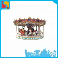 Funny Rides Amusement Park Machine Funfair Games Hottest Carousel