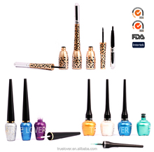 2015 NEW Product Colorful Waterproof Anti-smudge Liquid Eye liner
