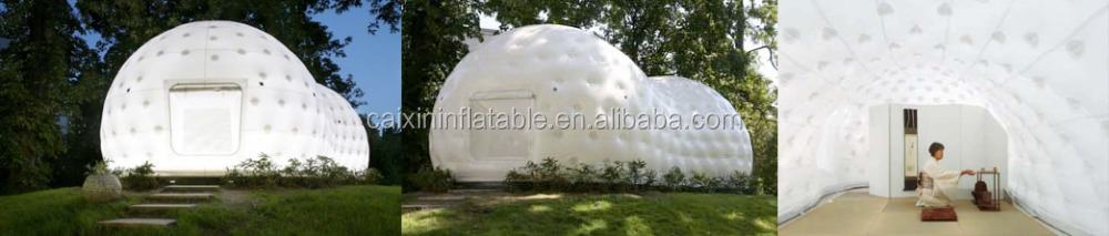 2016 popular inflatable led build dome ,inflatable led dome for event