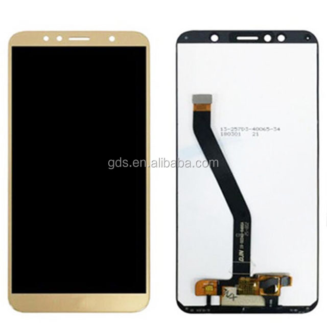 Mobile phone Lcd with  LCD frame For Huawei Y6 2018
