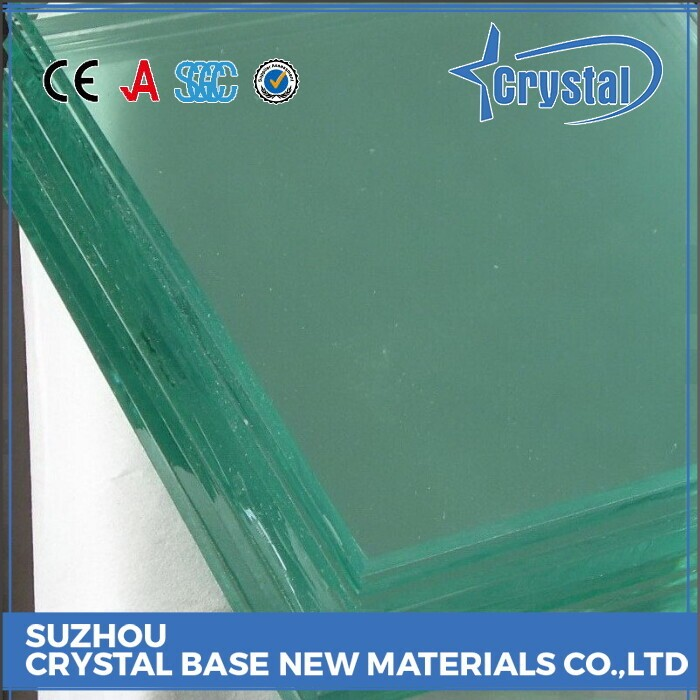 Safety Good Cutting Tempered Glass, Low E 2.7mm Tempered Glass