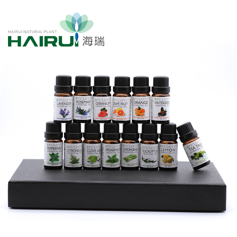 Set 6 Gift pack essential <strong>oil</strong> for wholesale , lavender <strong>oil</strong>, rosemary <strong>oil</strong>