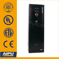 mechanical fireproof gun storage cabinet GS5517C-1635/fireproof gun safe/safe box/home safe