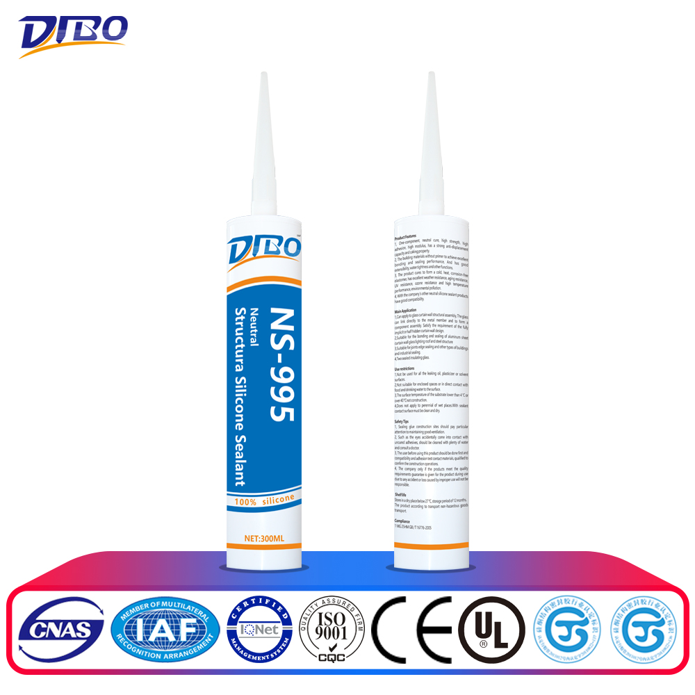 quick drying antifungal water tank silicone sealant