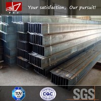 Steel Construction Material Steel Column Steel H Beam i beam S235JR S355JR China supplier