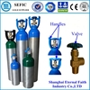 Aluminum 8L Medical Oxygen Gas Cylinder Gas Bottle Gas Container