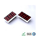 Factory direct selling 0.40 inch Pure Blue seven segment led display 3 digit led 7 for digital counter display