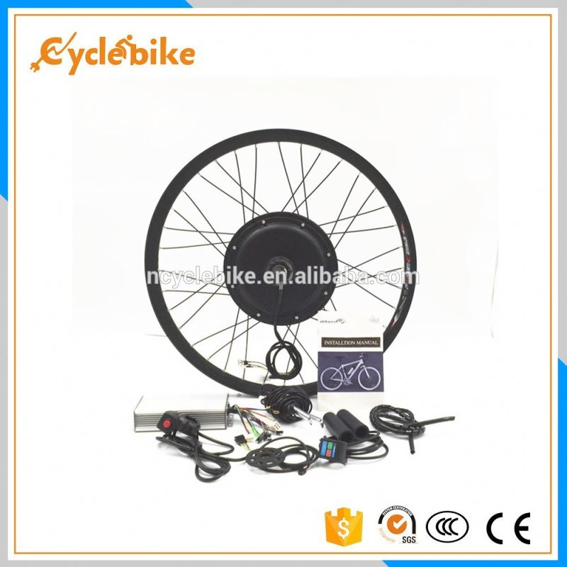 "48v 16""-28""rear motor 1500w ebike electric bycycles kit"