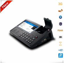 Android & Windows mobile pos data terminal with receipt printer,3G/GSM,RFID card reader