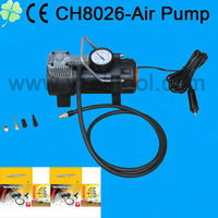 Hot-selling electric air pump for car and bike CH8026