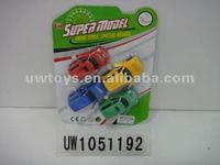 4pcs wind up cars