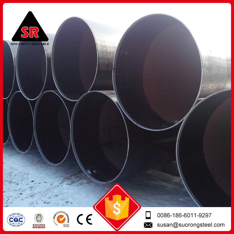 T5 seamless alloy steel pipe