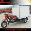Air-Cooled Cold Style and 1 Cylinder 200cc trimoto de carga