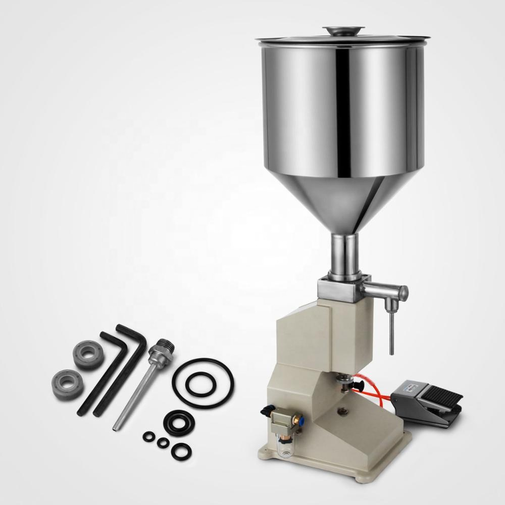 HOT SALE <strong>A03</strong> Manual Cream Filling Machine for cosmetic ,tube