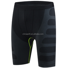 polyester men shorts blue/black fashion for traning