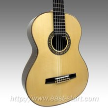 ESC-530 All Solid Concert Musical Instruments Professional Guitar