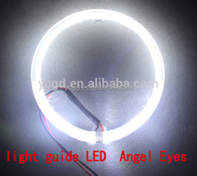Hot sale 100mm cob led angel eyes, angel eyes kits, 3inch led halo rings for universal cars