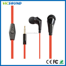 Classical Earphone with microphone for laptop, earphone for Mobile phone for Samsung