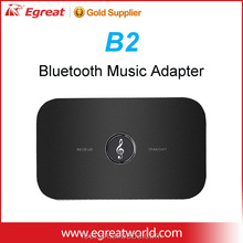 2017 Bluetooth Transmitter and Receiver, Egreat 2-in-1 Bluetooth Adapter, Bluetooth 4.2 Transmitter for TV