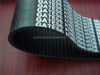 8M640 high quality higer industrial fan rubber gates timing belt