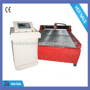 1300*2500 plasma cutter for 10mm stainless steel