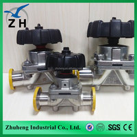 High Quality pneumatic diaphragm operated valve from professional manufacturer