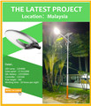 Philips IP68 5 warranty 130lm/w LED solar led street light price