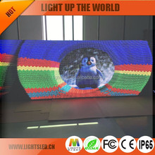 SMD Full Color RGB P6 LED module/panel/display/TV Screen 6mm outdoor/indoor customized New product