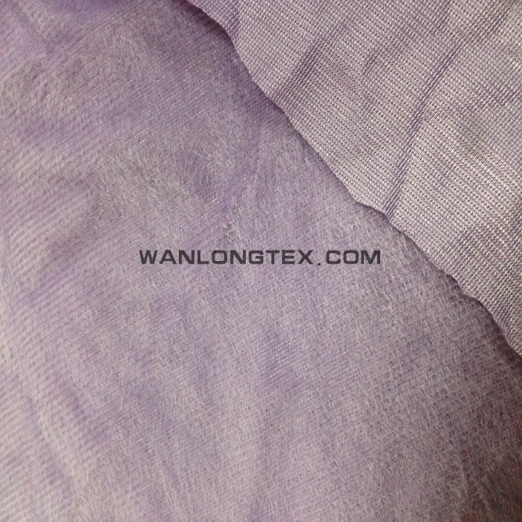 aloba fabric knitted fabric , polyester tricot warp knitted fabric