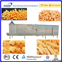 Automatic snack food electric fryer roasting oven machinefor sale