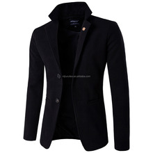winter solid blazer,business slim fit men suit