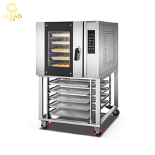 Bakery equipment electric used industrial size baking bread oven for cakes
