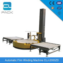 CLJ-2000ZD Improve The Packing Efficiency Automatic Cling Film Wrapping Machine