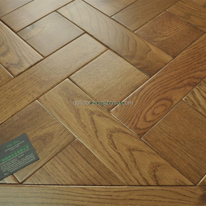 Suelo de parquet de madera baldosas competitivos precios for Baldosas para pisos precios