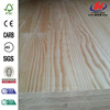 96 in x 48 in x 11/9 in Clean High Quality Germany Oak Finger Joint Panel