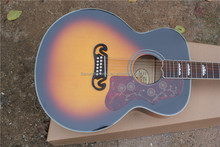 wholesale 12-String Acoustic Electric Guitars 12 string acoustic guitars cheap jumbo 12 strings guitars