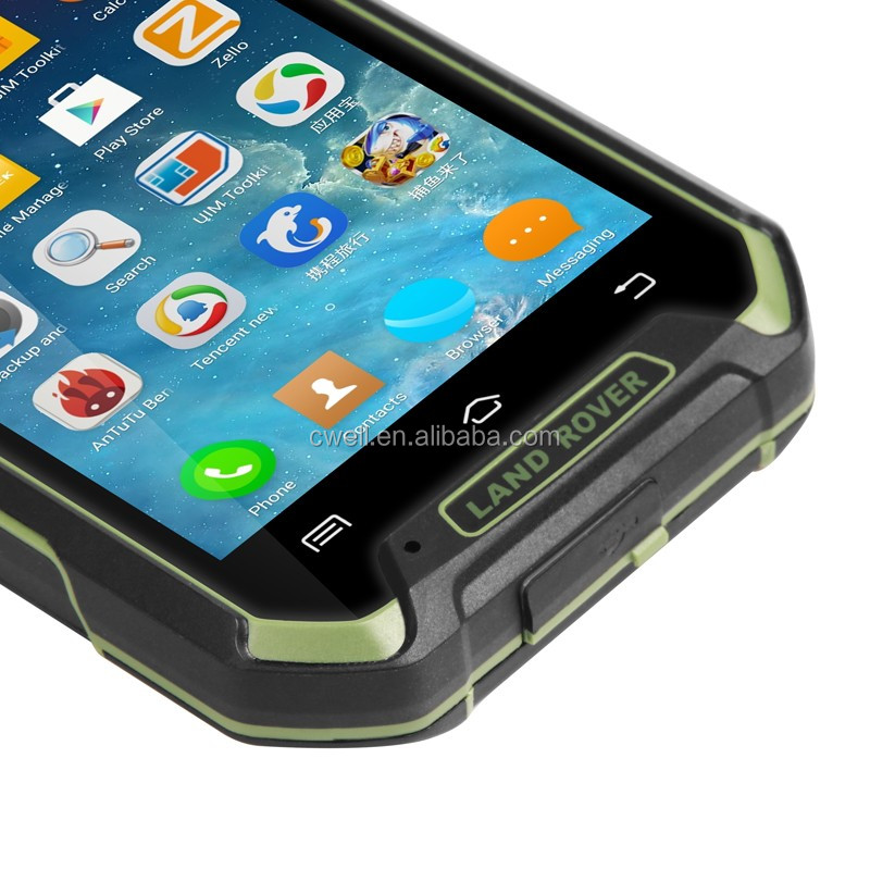 UNIWA XP8800 5 Inch IP67 Waterpproof rugged phone Fingerprint 4G LTE zello android walkie talkie ptt