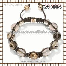 wholesale fashion braceletsfor mens with unique design wholesales fertility bracelet made in China