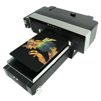 A2 size 3D DTG printer/garment printer/t-shirt printer